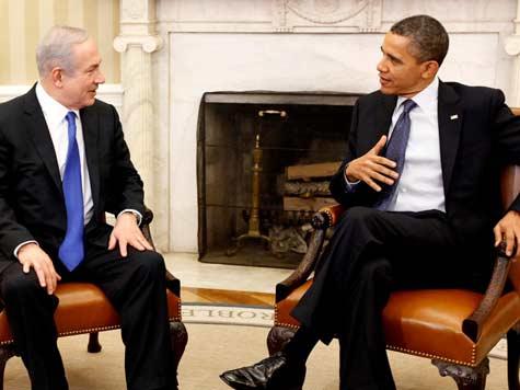 Bibi Tells Obama to Stick It