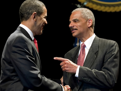 The Chicago Way: Justice for Sale at Holder's DOJ
