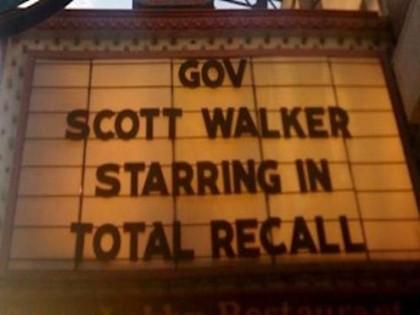 Lefty Wisconsin Journalists Sign Walker Recall