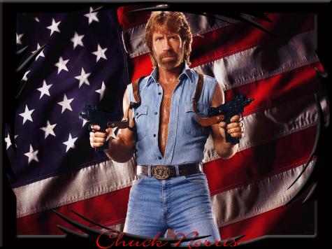 New Blacklist: Chuck Norris Robocalls For Newt