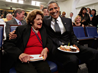 Progressive Media Continues to Protect Helen Thomas